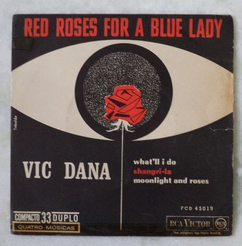 compacto vic dana red roses for a blue lady