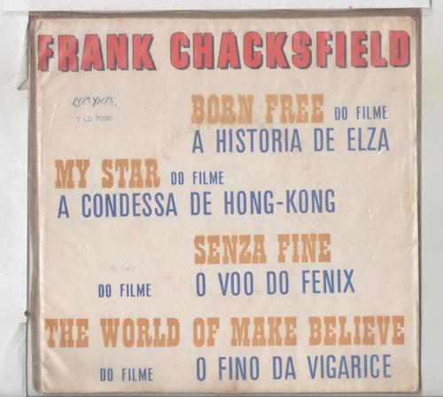 compacto vinil frank chacksfield - born free - london