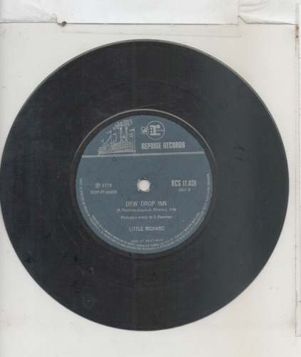 compacto vinil little richard - freedom blues - 1970 - repri