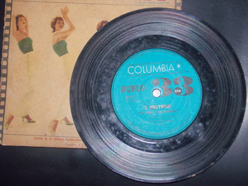 compacto vinil  's hollywood ray conniff