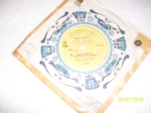 compacto. vinil  silvio santos de 1974.