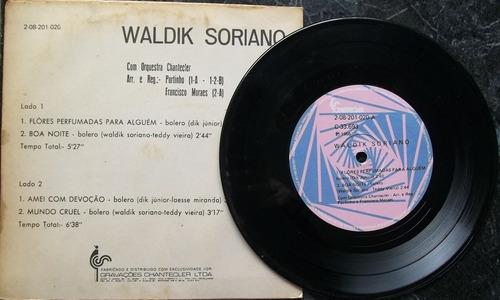 compacto waldik soriano (1966) ultra raro
