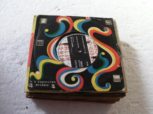 compacto wings,1976 beware my love, let'em in