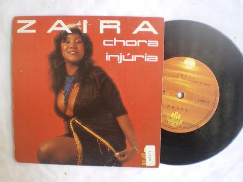 compacto - zaira / chora / rge / 1980
