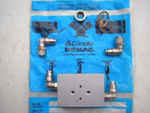compair demag base manometro diferencial 1008 1874