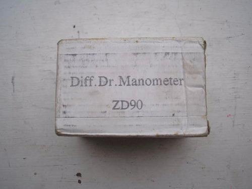 compair demag manometro diferencial dz90