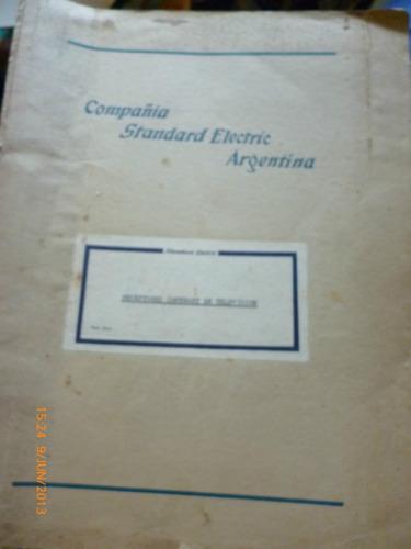 compañia argentina standar electric