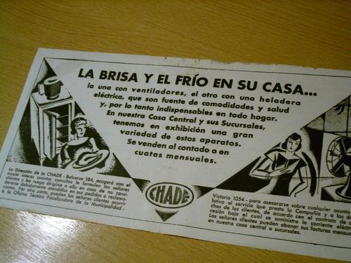 compañia hispano americana electricidad boleta noviembre1932