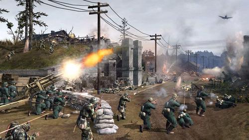 company of heroes 2 ardennes assault juego pc original steam
