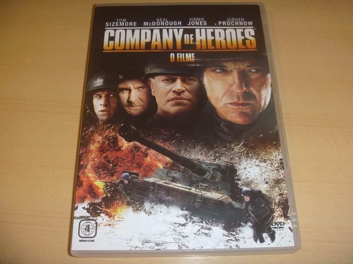 company of heroes full movie