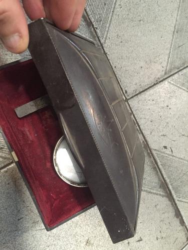 comparador suizo en caja para torno fresadora agujeradora