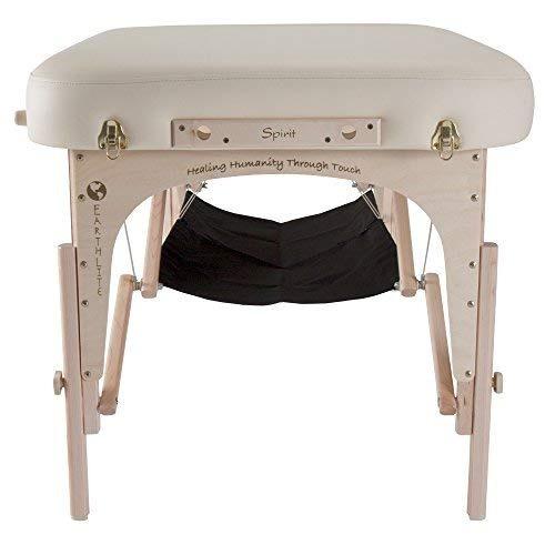compartimento de almacenamiento para mesas de masaje
