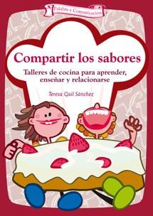 compartir los sabores(libro gastronomía y cocina)