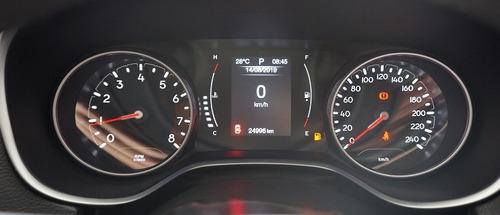compass 2.0 16v flex longitude automático