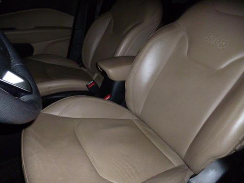 compass 2.0 aut flex limited 2017 preto