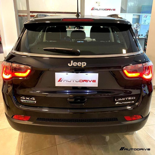 compass limited plus td 2.0 modelo 2021