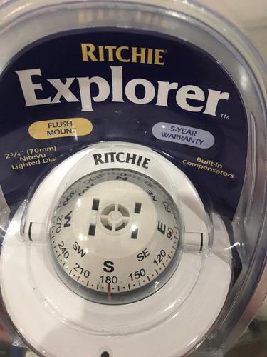 compass ritchie explorer f-50w