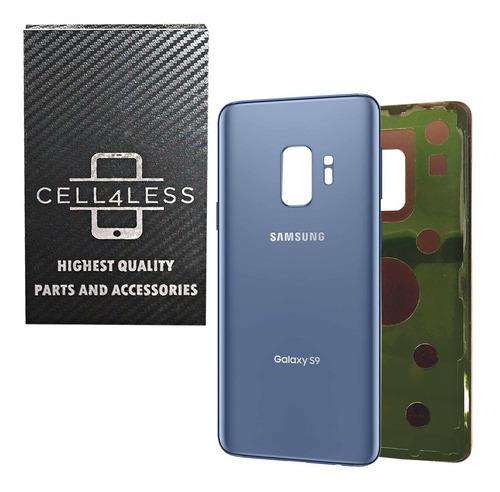 compatible cell4less de cristal trasera de contraportada de