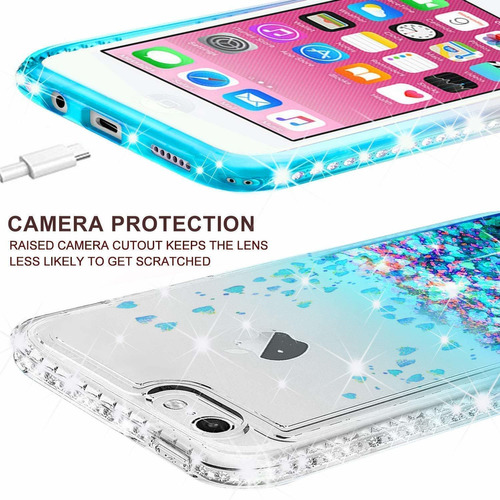compatible para apple iphone case 8 plus más la caja de iph