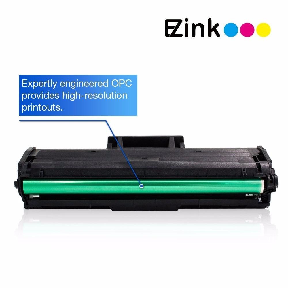 E Z Ink Compatible 4 Toner Para Samsung 111s Mlt D111s