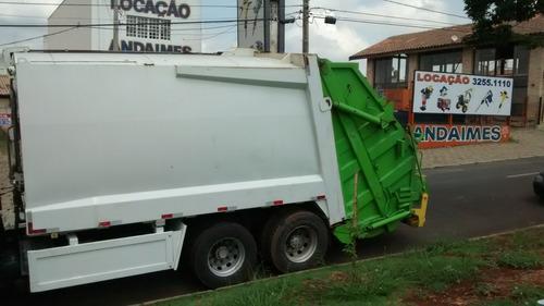 compctador de lixo planalto 19 mt ano 2012