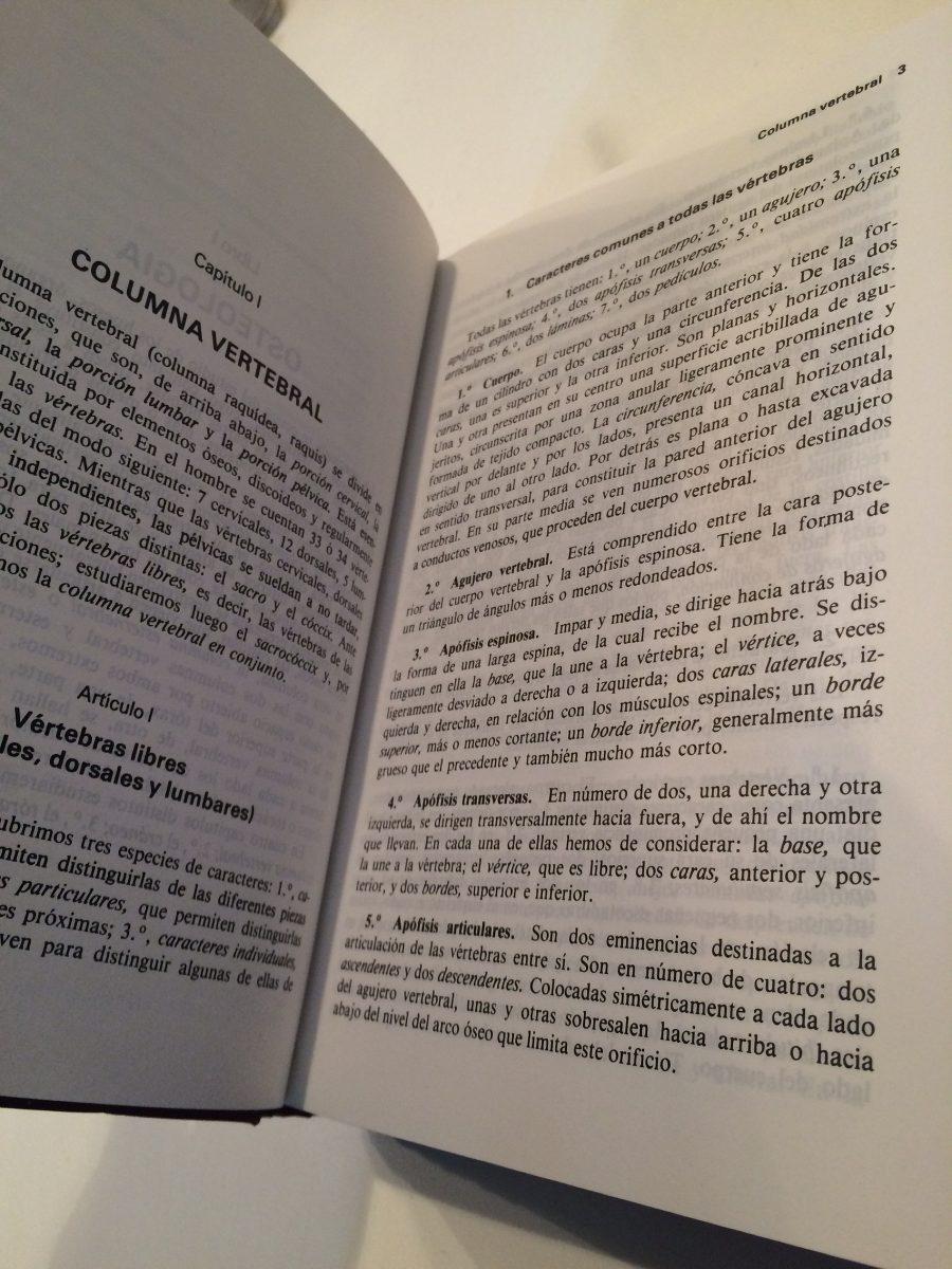 Compendio De Anatomia Descriptiva - Testut Latarjet - $ 800,00 en ...