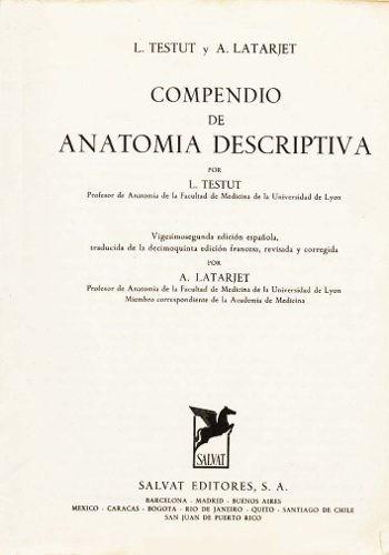 Compendio anatomia testout latarjet pdf reader