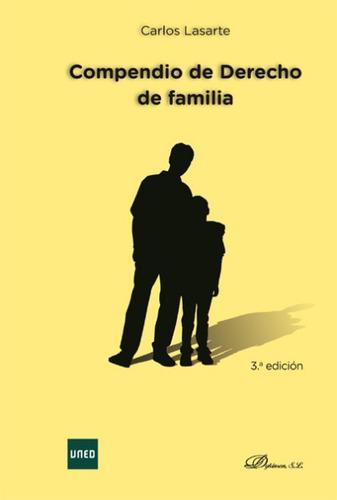 compendio de derecho de familia(libro varios)