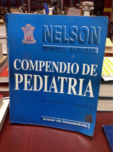 compendio de pediatría.