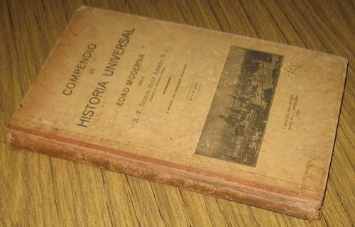 compendio historia universal edad moderna : ramón ruiz amado