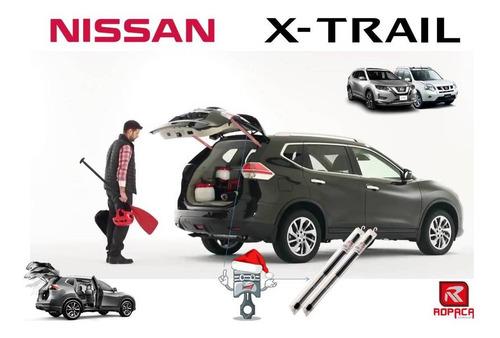 compensador compuerta nissan x-trail 01/05