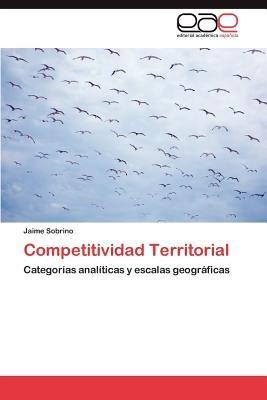 competitividad territorial; jaime sobrino envío gratis