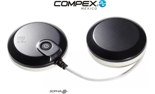 compex sp8.0 nueva gama con mi sensor inalambrico