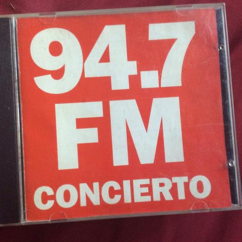 compilado de concierto fm 94.7