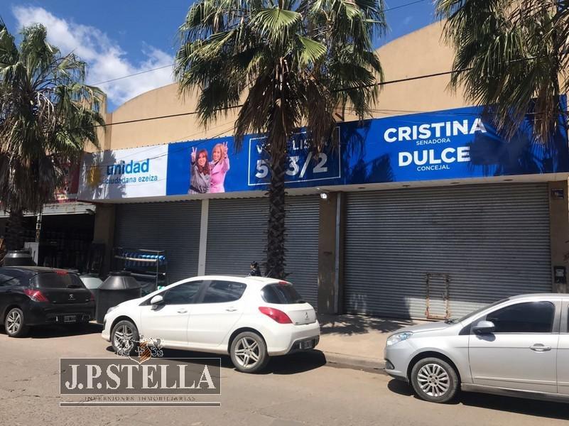 complejo 9 locales comerciales (7 alquilados con renta) - ezeiza