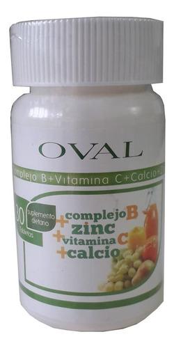 complejo b, zinc, vitamina c, calci - unidad a $663
