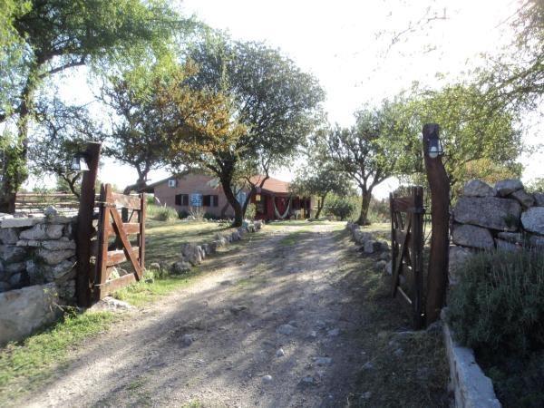 complejo cabañas  casitas de campo, mina clavero.