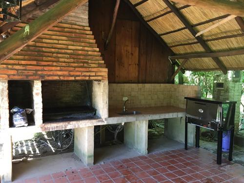 complejo cabañas delta tigre vacaciones alojamiento alquiler
