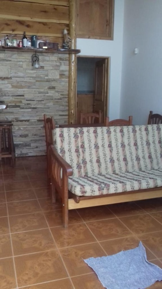complejo de 6 cabañas, equipadas con muebles