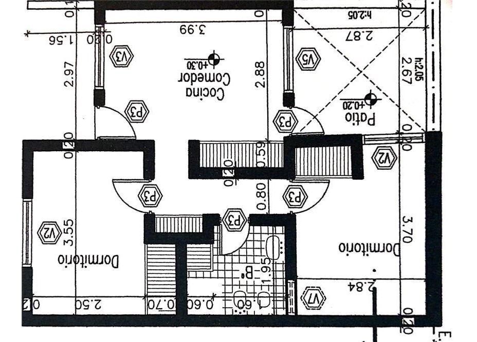 complejo de 6 duplex, excelente renta alto alberdi