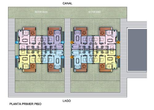complejo de apartamentos-river grand suite-isla del este- tigre -financiados!!!!