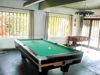 complejo de cabañas, quincho, c/u c/ piscina, parrilla, parque