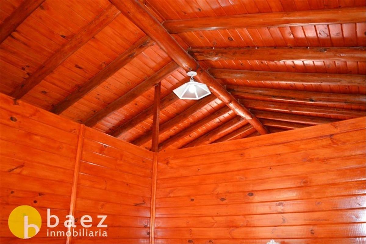 complejo de cabaña en altos de carpintería