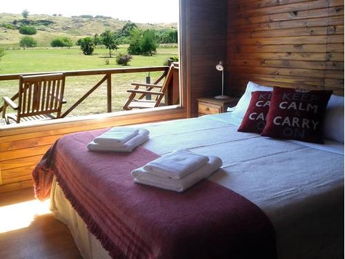 complejo de cabañas, camping y dormis