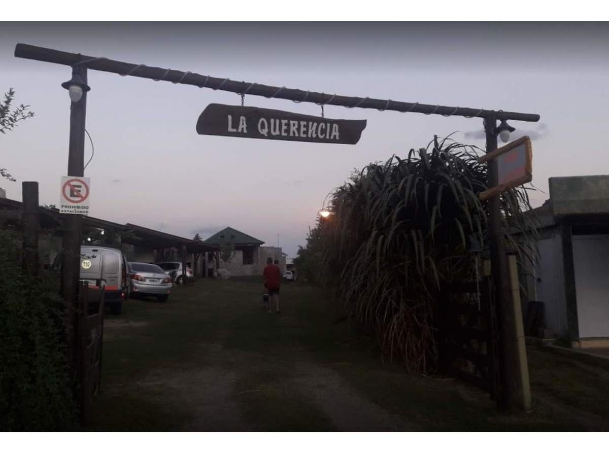 complejo de cabañas en funcionamiento en villa parque siquiman - carlos paz