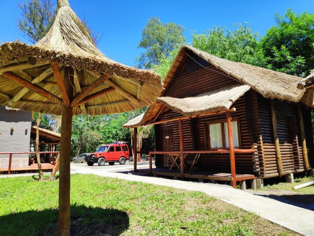 complejo de cabañas en gualeguaychu
