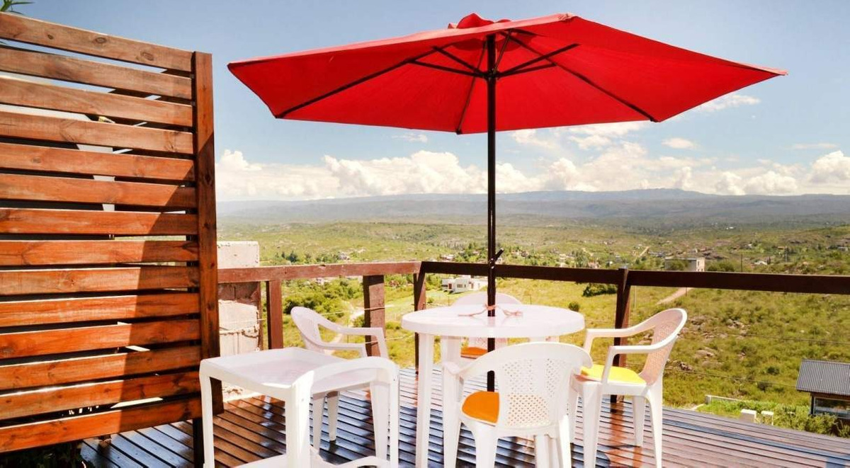 complejo de cabañas en venta en el corazón de la montaña! a 5 minutos de villa carlos paz