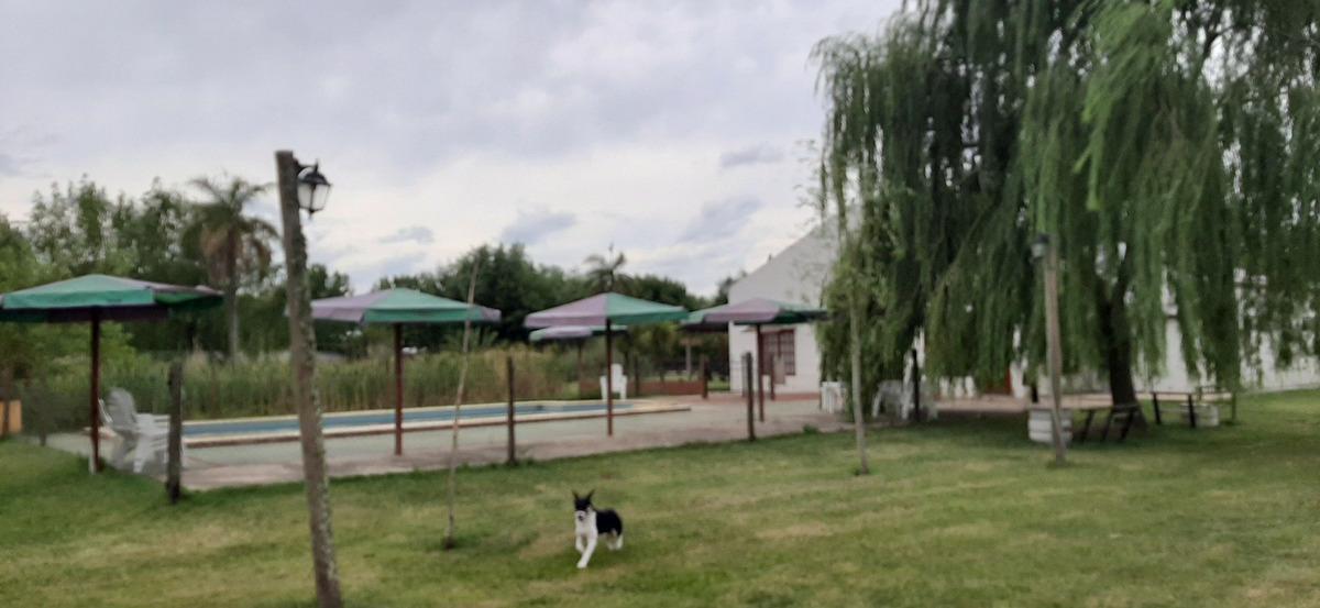 complejo de cabañas, bungalos, piscina, salon de fiestas