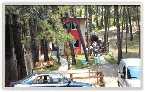 complejo de cabañas en venta. 475 m2. 150 m2 cub