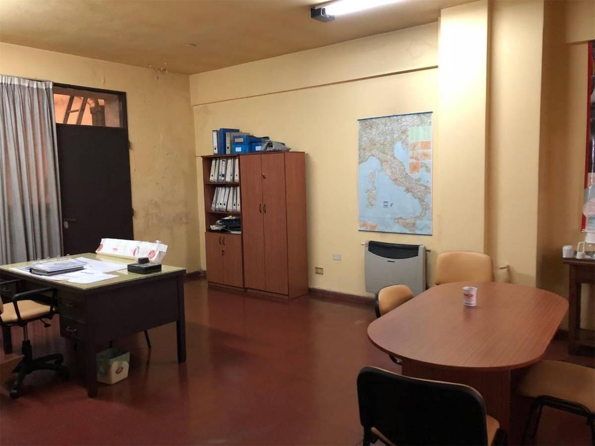 complejo de oficinas + gran galpon - lanus oeste
